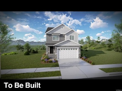 Lehi Single Family Home For Sale: 4055 W 1800 N #910