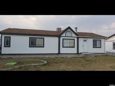 Centerfield Single Family Home For Sale: 155 E 470 N
