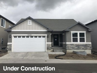 Lehi Single Family Home For Sale: 4048 W 1760 N #916