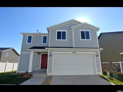 West Jordan Single Family Home For Sale: 6803 W Theophilus Dr S #28