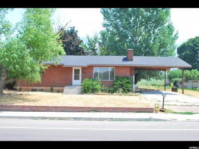 Mapleton Single Family Home For Sale: 830 N 400 E