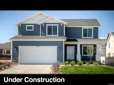 Provo Single Family Home For Sale: 1637 S 730 W #265