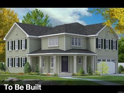 Salt Lake City Single Family Home For Sale: 908 E Queensmill Ln S #208