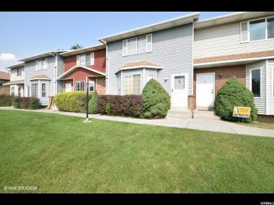 American Fork Townhouse For Sale: 16 N 700 E #15