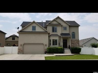 Pleasant Grove Single Family Home For Sale: 827 N 1300 W
