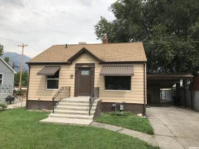 Provo Single Family Home For Sale: 132 N 800 W