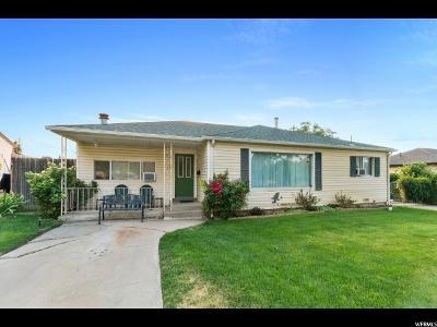 Spanish Fork Single Family Home For Sale: 547 N 300 E