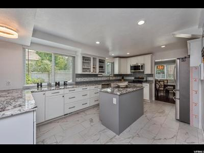 Sandy Single Family Home For Sale: 7919 Cliff Side Dr