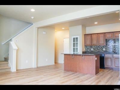 Lehi Townhouse For Sale: 3307 N 100 W