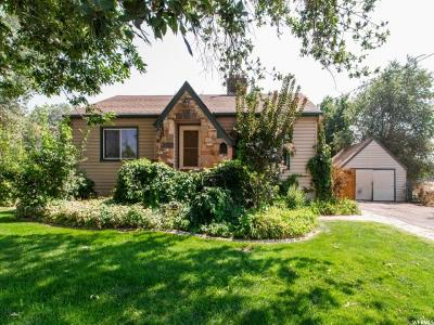 American Fork Single Family Home For Sale: 80 N 300 W