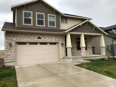 Lehi Single Family Home For Sale: 3012 W 2400 N
