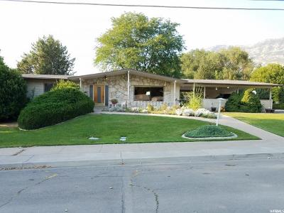 Pleasant Grove Single Family Home For Sale: 155 E 200 N