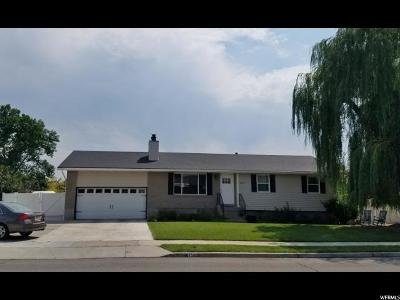 Single Family Home For Sale: 6075 W 9740 N