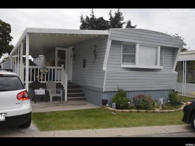 Single Family Home For Sale: 471 W 1500 N #1