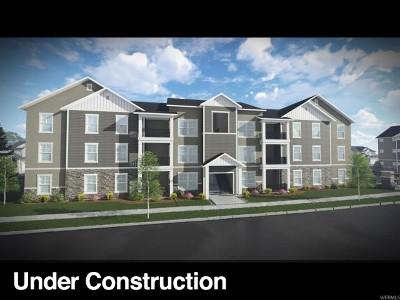 Lehi Condo Under Contract: 3766 W 1800 N #W302