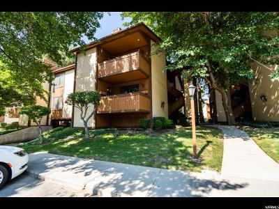 Cottonwood Heights UT Condo For Sale: $175,000