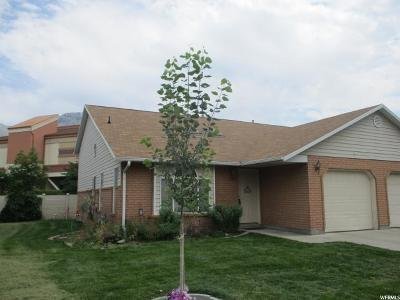 Provo Townhouse For Sale: 1009 S 200 W
