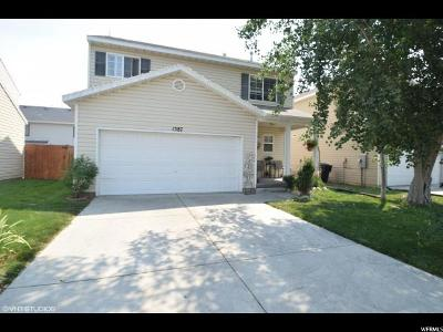 Springville Single Family Home For Sale: 1387 W Dunmore Dr