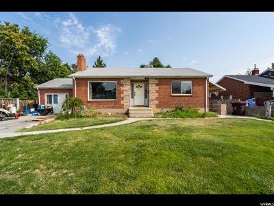 Orem Multi Family Home For Sale: 519 E 700 S