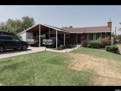 Cottonwood Heights UT Single Family Home For Sale: $379,999