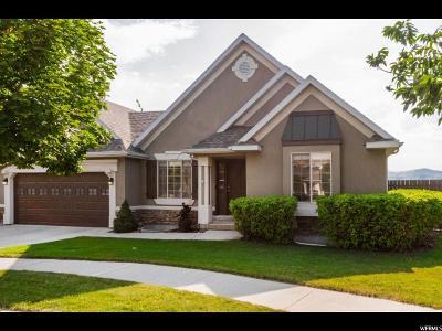 Lehi Single Family Home For Sale: 4386 N Briarwood Ln
