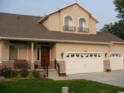 Riverton Single Family Home For Sale: 12817 S 2805 W