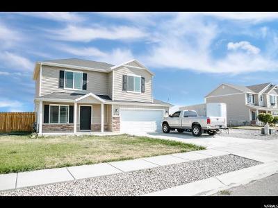 Franklin Single Family Home For Sale: 114 W Cedar Ln