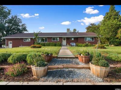 Lindon Single Family Home For Sale: 425 E 400 N