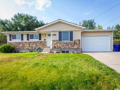 Lehi Single Family Home For Sale: 955 E 700 N