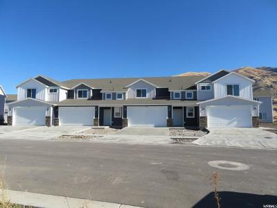 Hyrum Townhouse For Sale: 1407 E 380 S