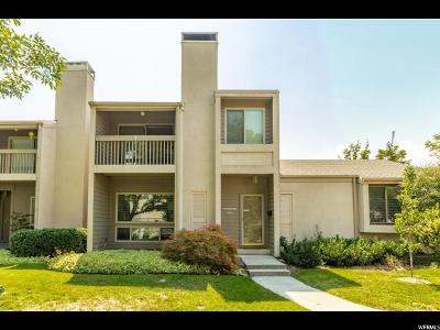 Holladay Townhouse For Sale: 1577 E Ventnor Ave S