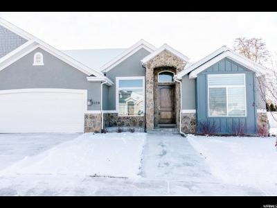 Provo Single Family Home For Sale: 2429 W 1160 N #12