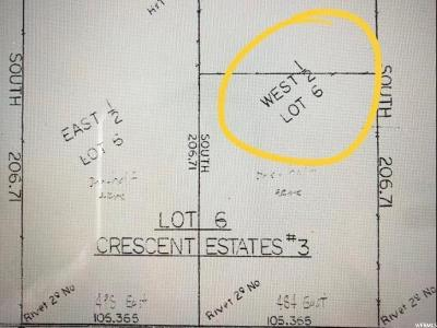 Sandy Residential Lots & Land For Sale: 484 E 10735 S