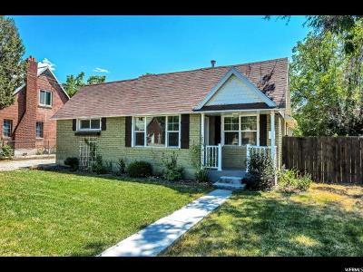Springville Single Family Home For Sale: 342 E 600 S
