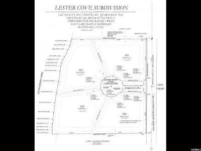 Bluffdale Residential Lots & Land For Sale: 1323 W 13840 S