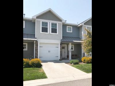 Nibley Townhouse For Sale: 2382 S 1275 W