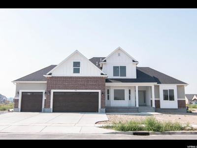 Lehi Single Family Home For Sale: 1551 W 800 N