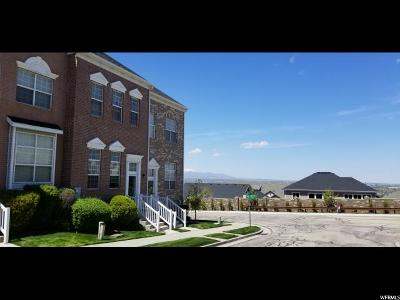 Draper Townhouse For Sale: 14044 Pepi Band Rd