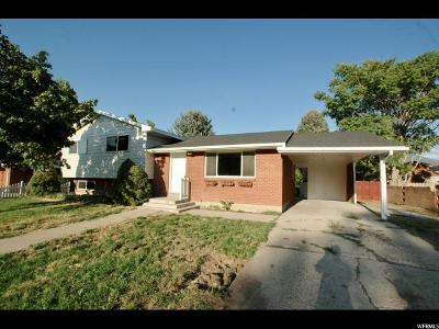Spanish Fork Single Family Home For Sale: 133 S 300 W