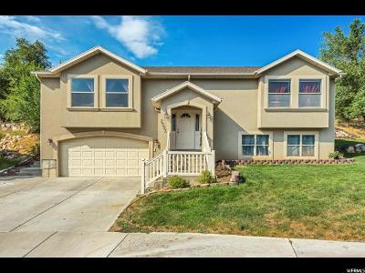 Spanish Fork Single Family Home For Sale: 3503 E Fairway Cir