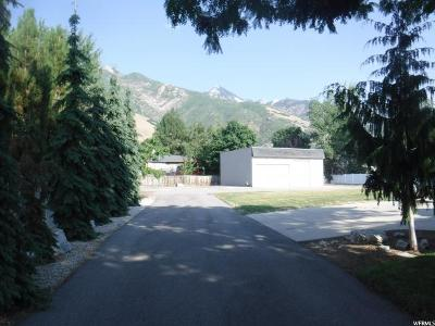 Cottonwood Heights Residential Lots & Land For Sale: 7987 S Deer Creek Rd E
