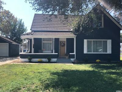 American Fork Single Family Home For Sale: 291 W Pacific Dr