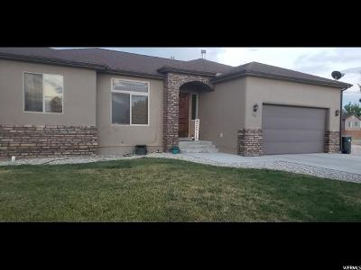 Centerfield Single Family Home For Sale: 290 N 150 E