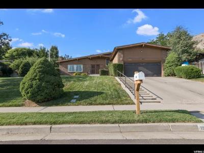 Pleasant Grove Single Family Home For Sale: 1561 E Cherokee Dr S
