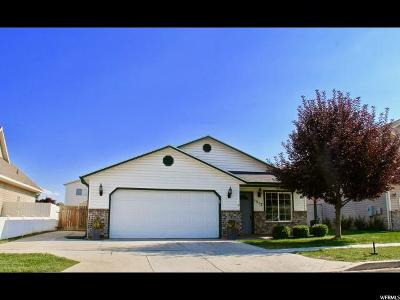 Orem Single Family Home For Sale: 1517 W 550 S