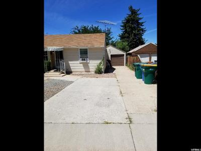 Orem Single Family Home For Sale: 827 N 350 E
