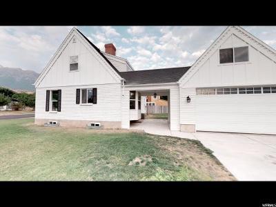 Orem Single Family Home For Sale: 1016 E 600 N