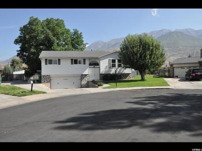 Orem Single Family Home For Sale: 556 W 1960 N