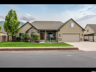 Spanish Fork Single Family Home For Sale: 1788 E 1640 S