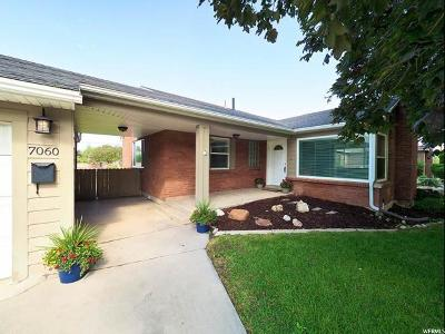 Cottonwood Heights UT Single Family Home For Sale: $445,000